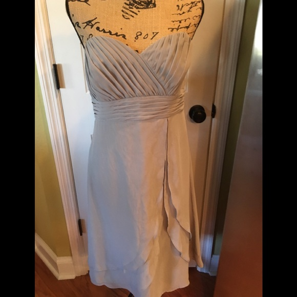 B2 Dresses & Skirts - Strapless Dress Very pretty by B2 Size 14